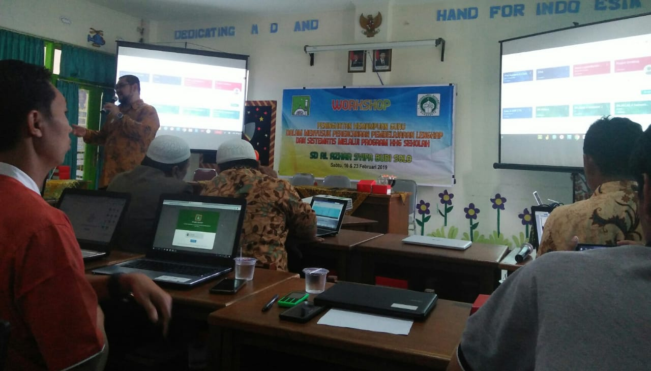 Pelatihan Google For Education