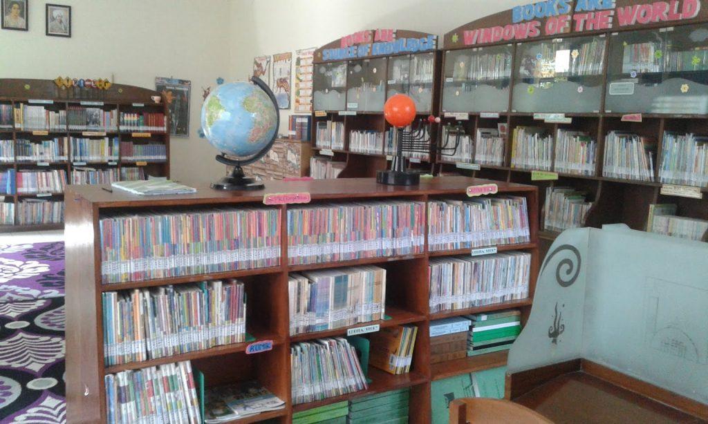 Perpustakaan SD Al Azhar Syifa Budi Solo